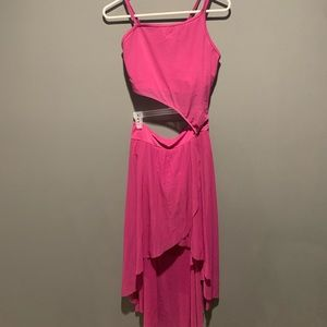 Balera Pink Dance Costume Adult Medium